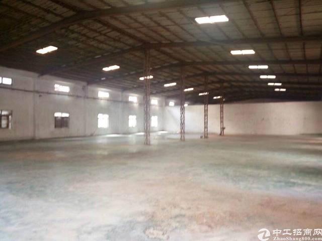 清溪镇村委独院钢构厂房出租