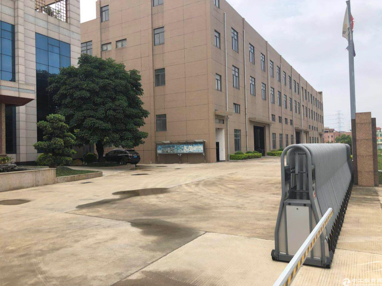 塘厦原房东新出一楼2800平实际面积无公摊,厂区配套齐全