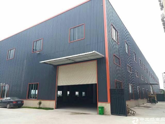 沥林高速路口原房东厂房4200平方厂房出租