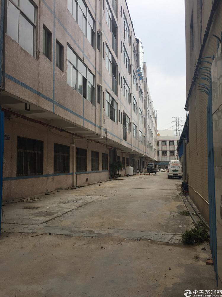 长安厦边358省道旁一楼2000平厂房招租