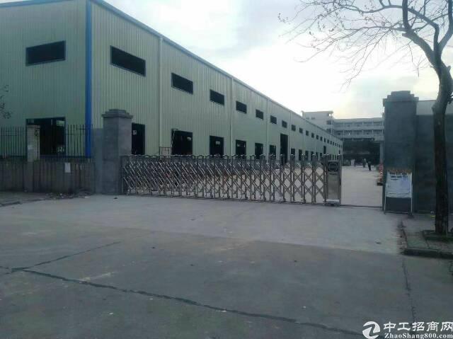 东城新出单一层独院厂房3600平米