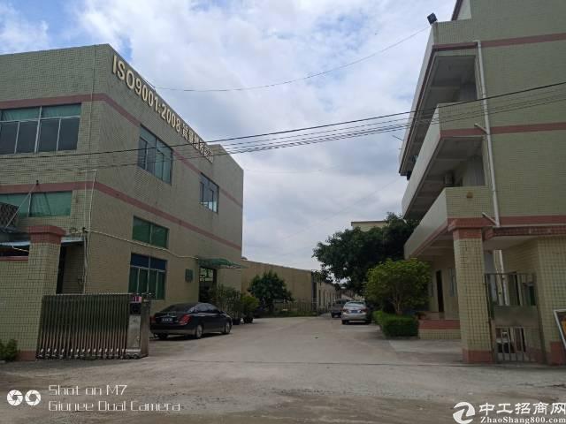 常平标准厂房二楼出租1400平方精装修办公室