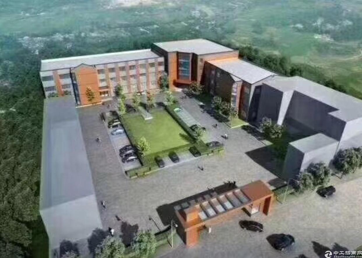 广州新塘新出可明包厂房1-4层4栋60000平米,宿舍2栋8