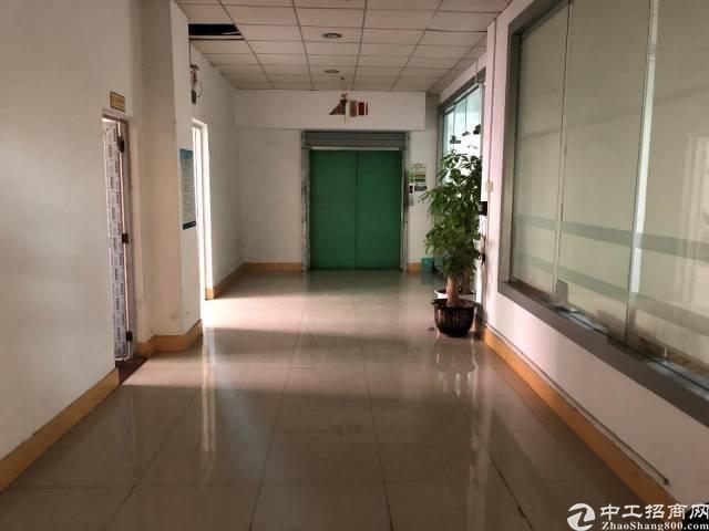 西乡固戍宝源路边稀缺厂房1450平米出租