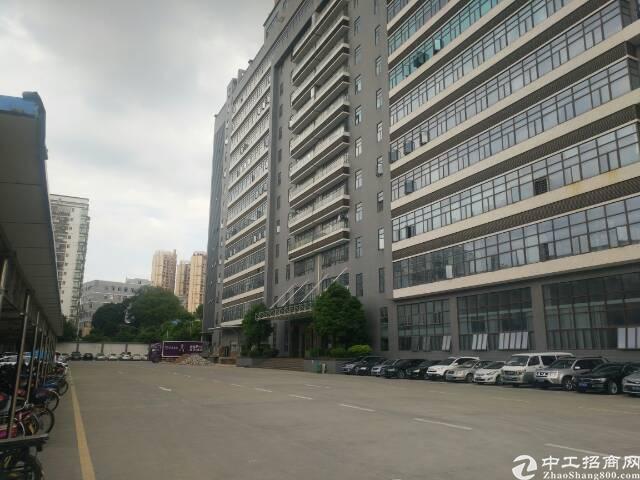 福永和平新出二楼1300平方带装修无尘车间厂房