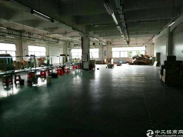长安乌沙新出带装修厂房1200平米一整层