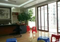 龙华人民路独院四层精装修写字楼环境优美