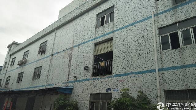 光明新区莲塘第一工业区带装修厂房岀租