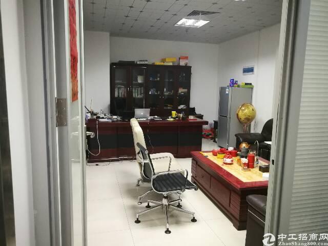 龙华新区上塘地铁口精装800㎡写字楼出租