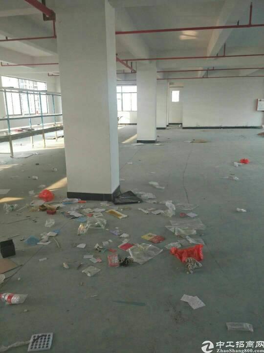 楼上厂房出租800平米