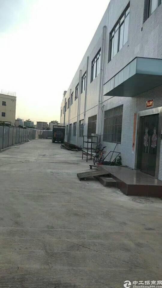 公明镇南光高速1公里出原房东独院厂房出租
