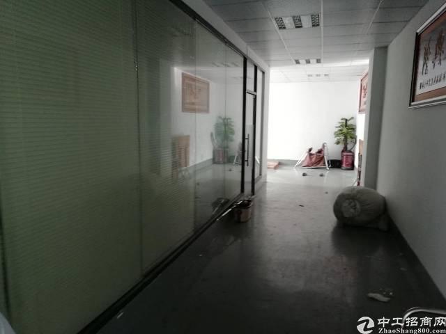 桥头地铁口旁新出2楼600平厂房,办公室精装修,无需转让费-图4
