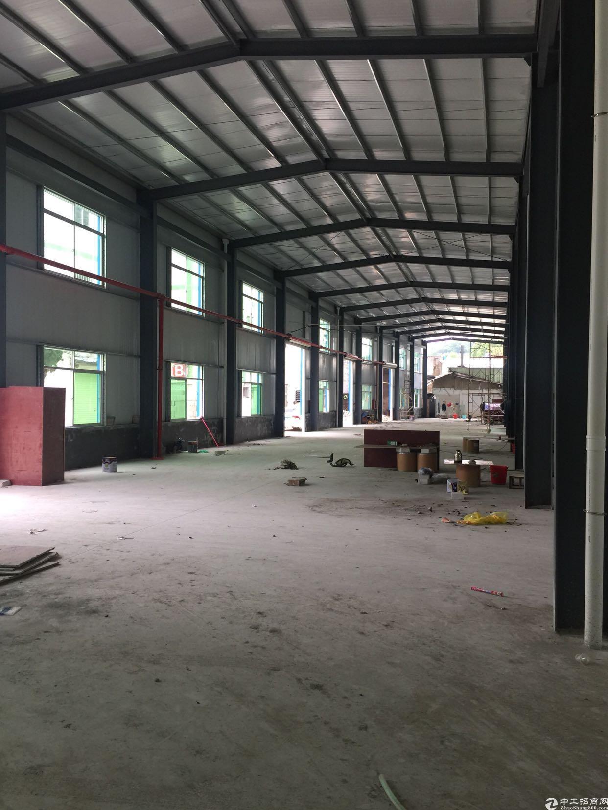 惠州仲恺高新技术产业园红本钢构厂房出售