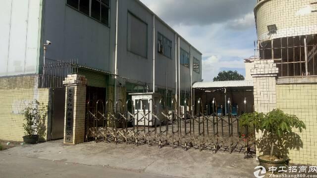 清溪大利新出钢构800平米滴水十米高带办公室装修水电齐全