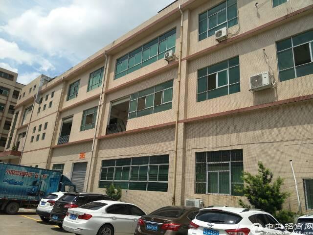 长安新民新出楼上标准厂房二楼500平