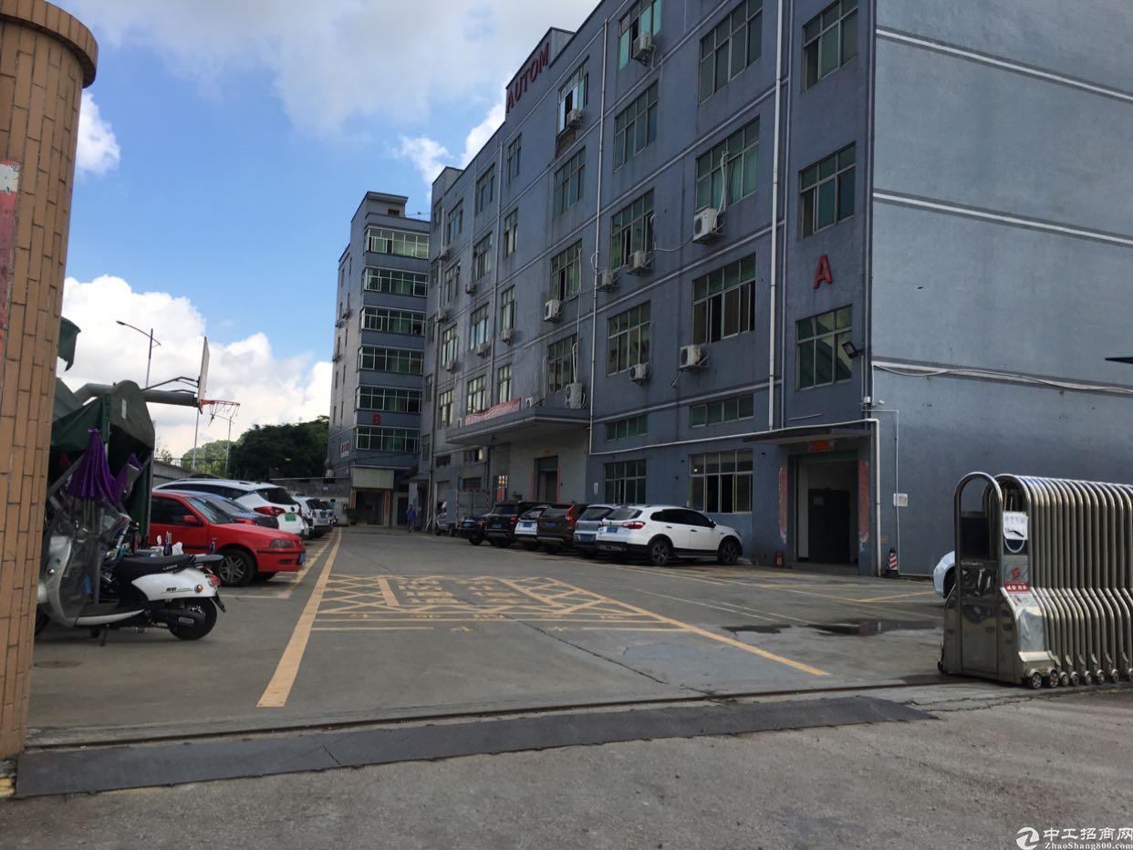 龙华大浪浪口工业区一楼厂房出租