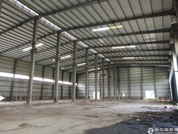 大岭山镇高速路附近新出19000平米厂房出租