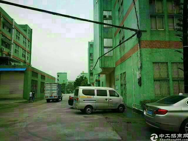 布吉上李朗工业区新出7000平独栋厂房出租