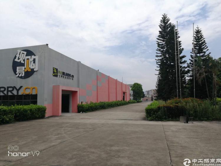 长安新出原房东花园式独院单一层厂房6500平方招租