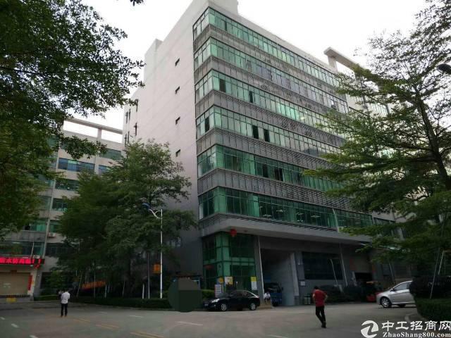 福永大型工业区厂房出租2500平米