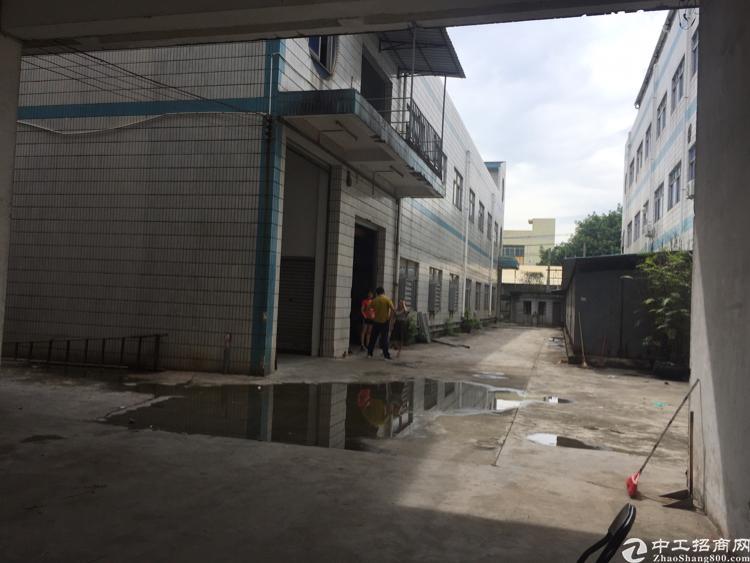 长安镇厦岗新出独门独院3600平米厂房出租