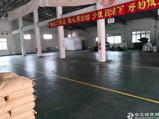清溪镇1600平方最小独院厂房出租