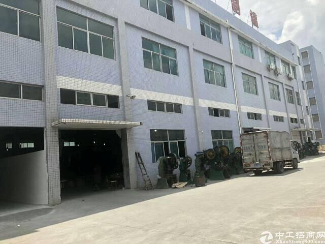 龙岗平湖机菏高速出口3200平方米厂房仓库招租