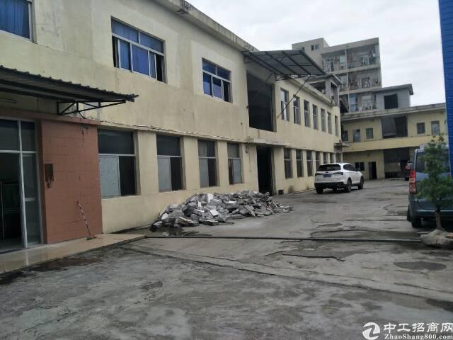 清溪三中附近新出厂房4000平空地大
