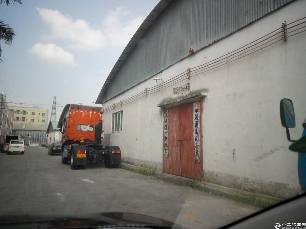 东莞市凤岗镇原房东单一层厂房出租