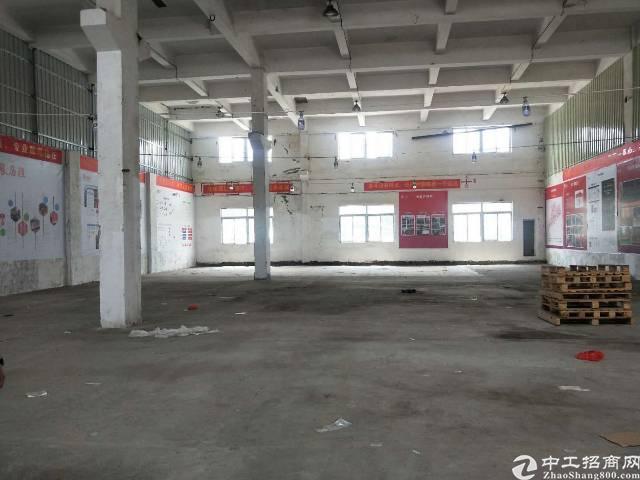 长安新出厂房。高5.5米,价格优惠,交通方便。可进货车
