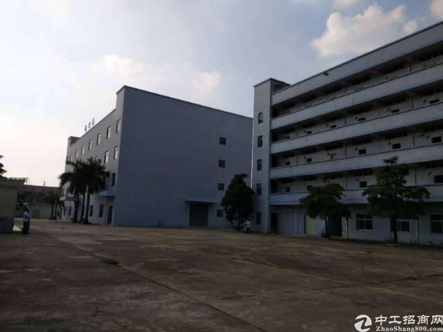 茶山独院原房东6400平方厂房招租