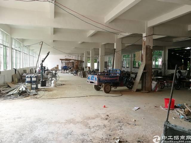 一楼标准厂房700平,可以接受任何行业
