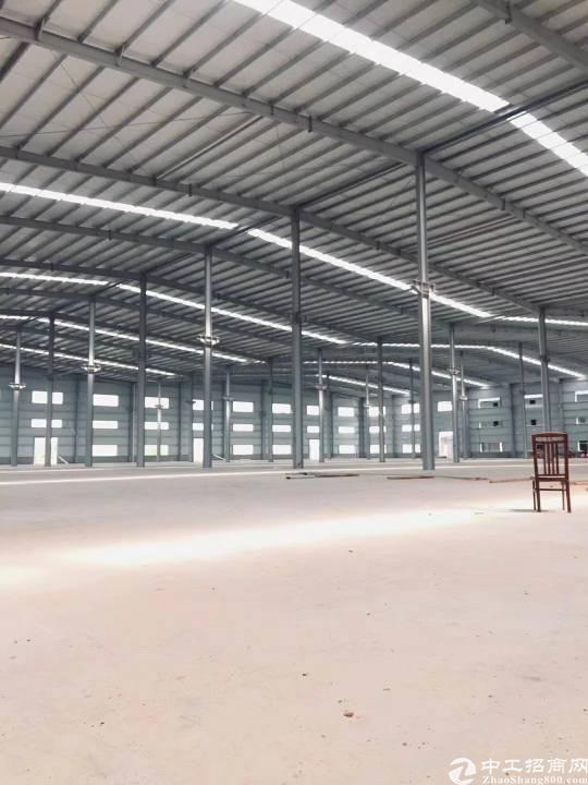 布吉周边新出全新钢结构厂房24000平方