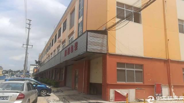 清溪镇原房东独栋厂房2500平方