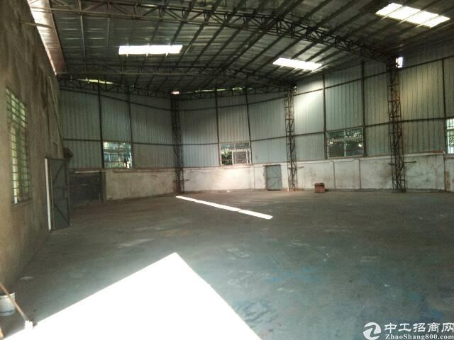 大岭山独栋厂房2千平招租