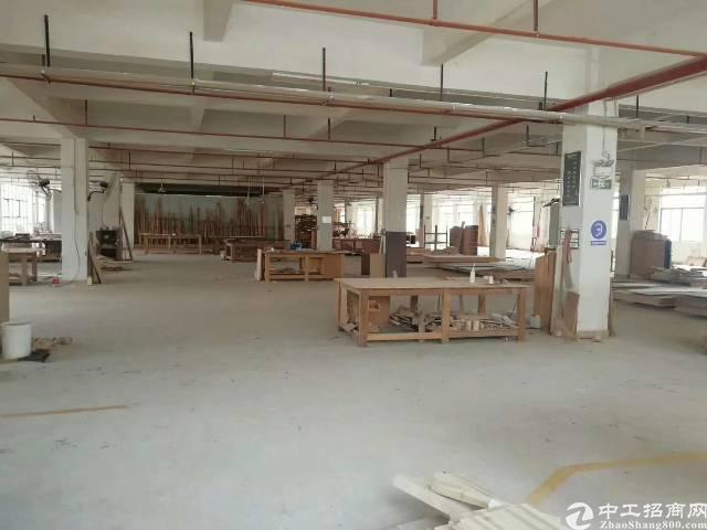 惠州 新圩21500平方独门独院可做家私厂房出租,可分租