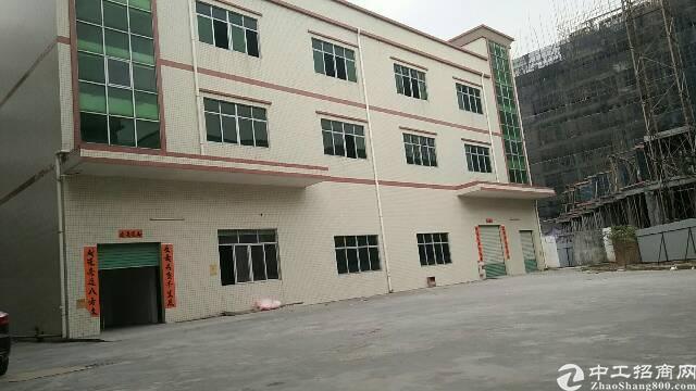 大朗镇中心附近新出精典小独院厂房3000平方招租