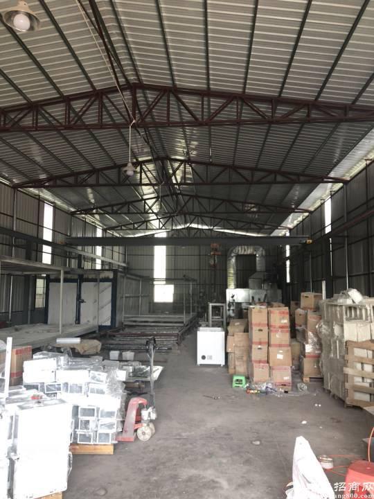 长安沙头新出独院钢构厂房,水电齐全,可以做点小污染