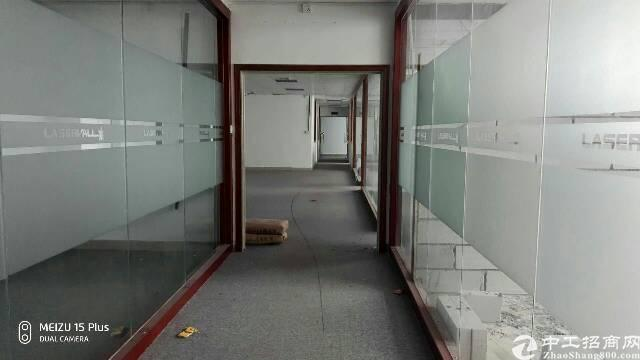 石岩原房东实际面积1300平米厂房23出租