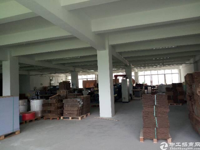 平湖汽车站附近标准厂房二楼出租