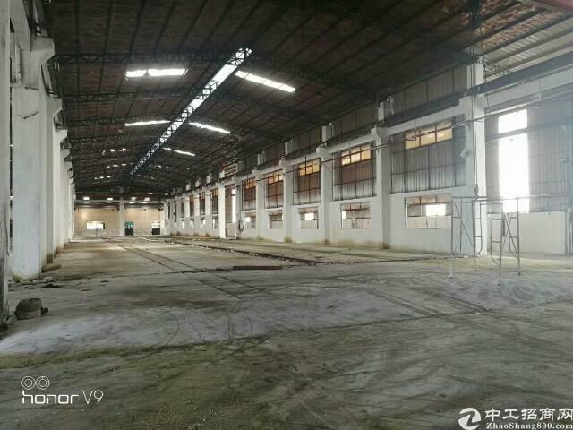惠阳沙田占地面积7200厂房出售