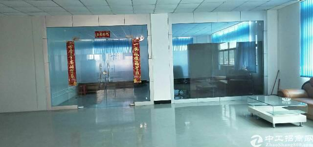 龙岗区平湖华南城原房东厂房精装修出租1500平米