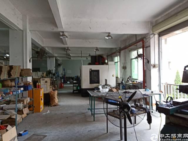 公明东坑二楼厂房出租300平方租金4500打包