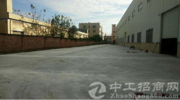 仲恺高新区沥林镇占地4880 ㎡建筑3100 ㎡钢构厂房出售