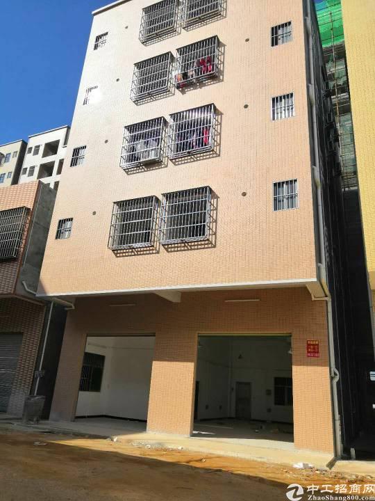 大岭山新出标准厂房招租1-6层3000平方大小可分租