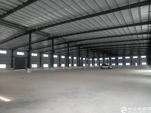 大岭山原房东20000平方单一层可以做仓库