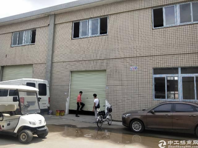 长安乌沙900平方一楼厂房招租