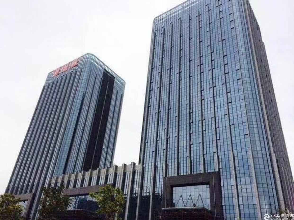 布吉上李朗万国城精装写字楼100至4331平方
