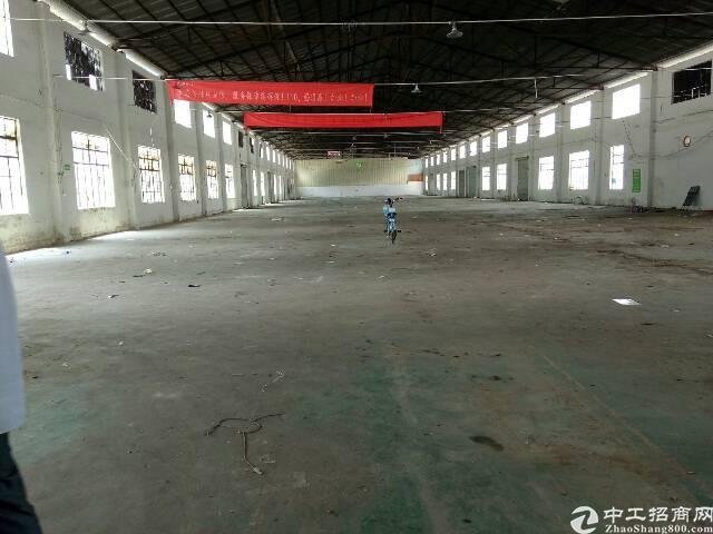 东莞东城新岀2500平方,单一层,可分租