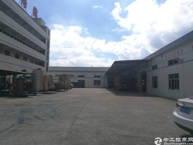 寮步镇莞樟路附近10000㎡单一层独门独院厂房出租